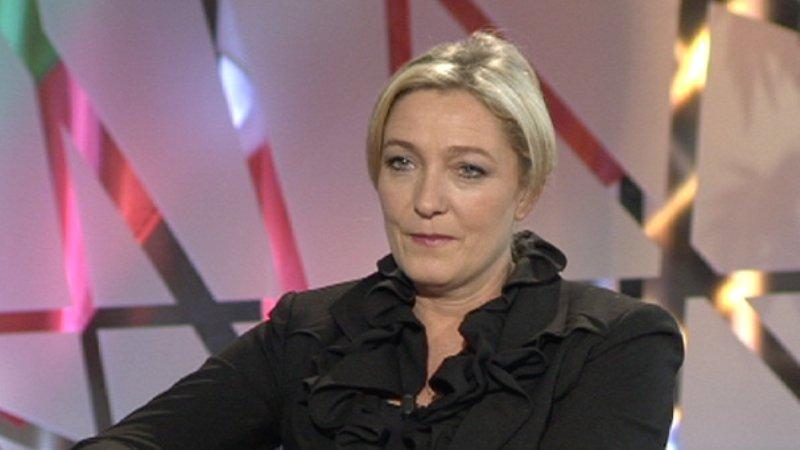 АиФ: Марин Ле Пен обвинила Олланда в отсутствии политической смелости