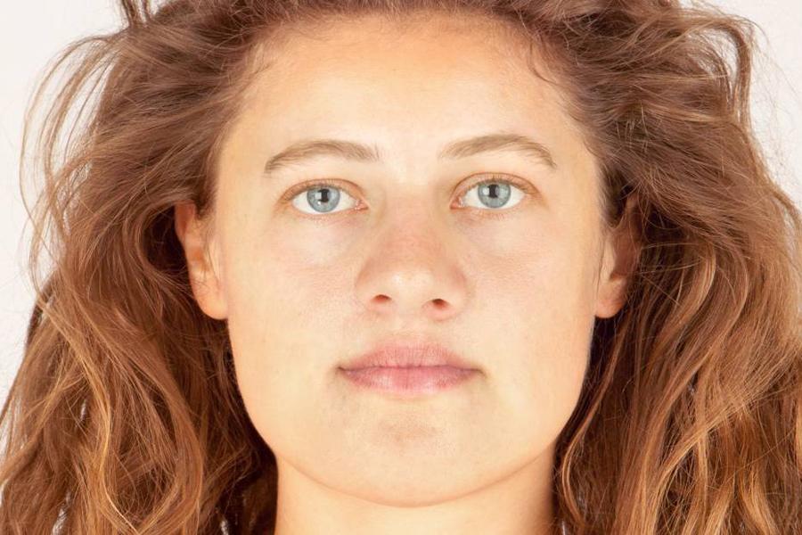 Как женщины выглядели в бронзовом веке