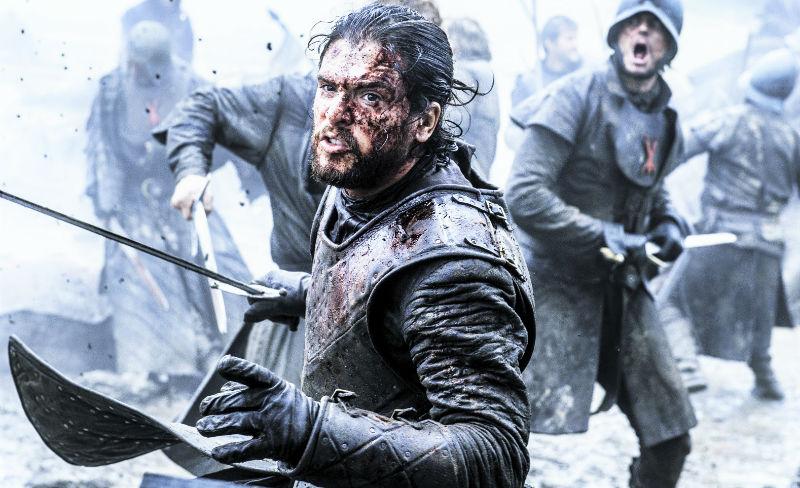 Осторожно, спойлер: самую эпичную сцену восьмого сезона «Игры престолов» снимали 55 дней