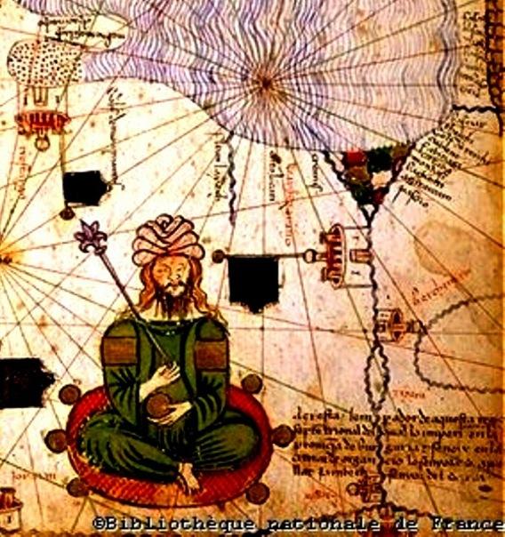 Золотая Орда в средневековых атласах и миниатюрах