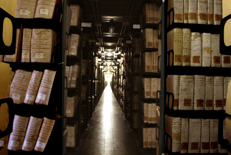 10. Ватиканский секретный архив (Ватикан) вокруг света, интересное, факты