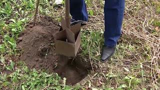 Инструмент для копки ямок