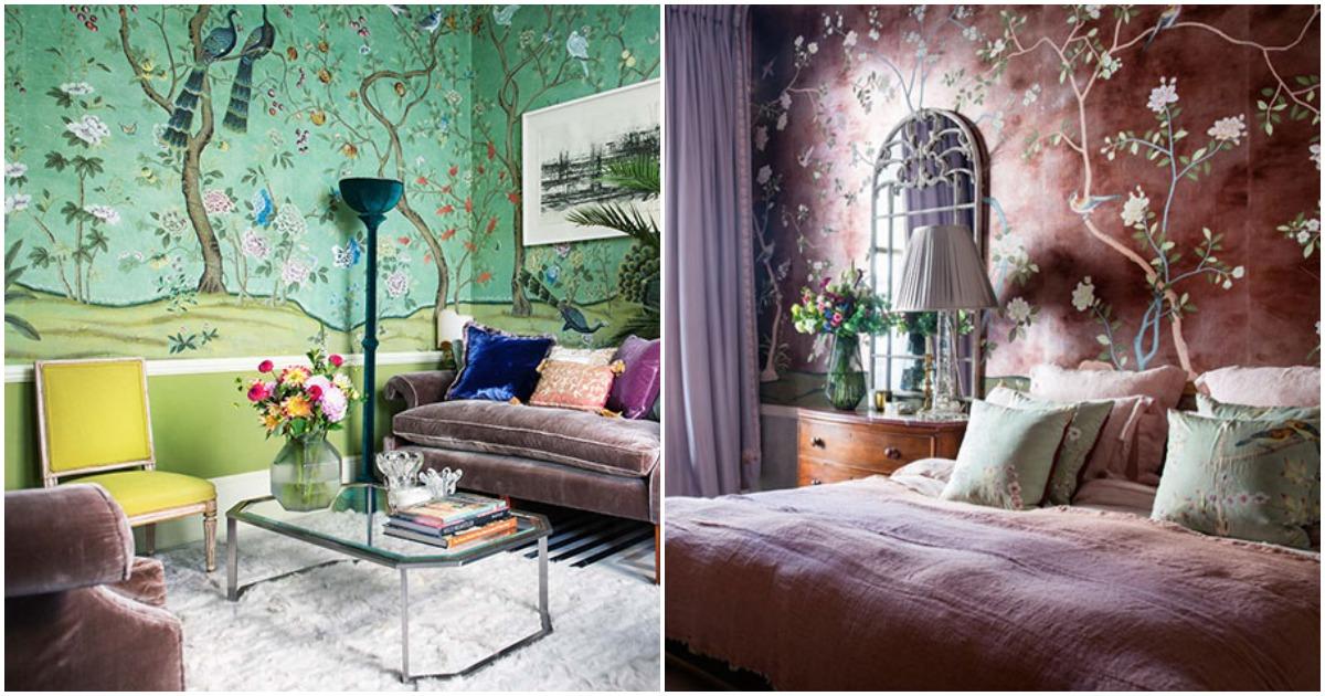 Создайте атмосферу своей любимой сказки: квартира в стиле сказки Льюиса Кэррола