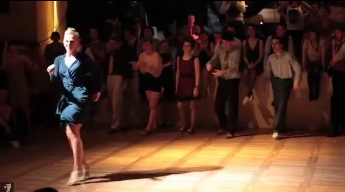 Просто фееричное танцевально…
