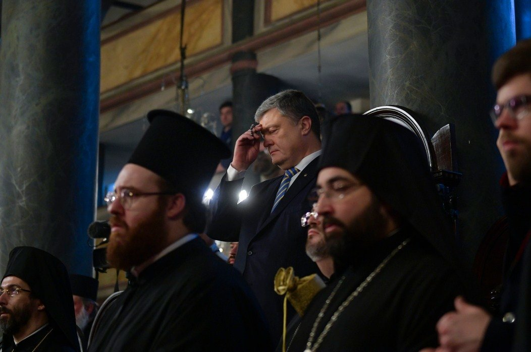 На Украине в Спасо-Преображенском соборе прогремел взрыв