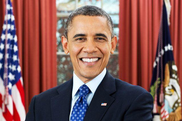 Обама использовал красную кнопку в Овальном кабинете для заказа чая