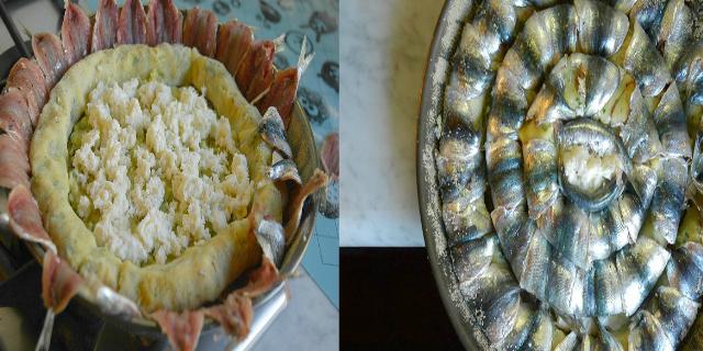 Торт с рыбой…пока читаешь рецепт, слюной изойти можно.