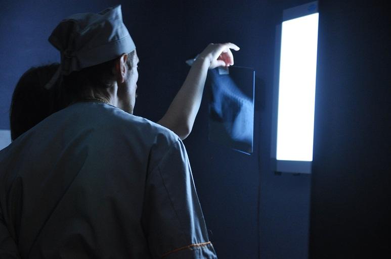 Веселые истории  от врача-рентгенолога