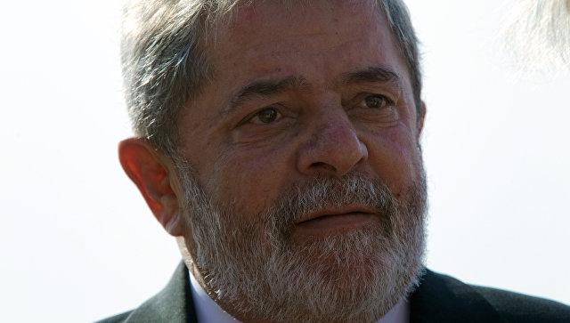Луис Инасиу Лула да Силва будет отбывать наказание в Куритибе