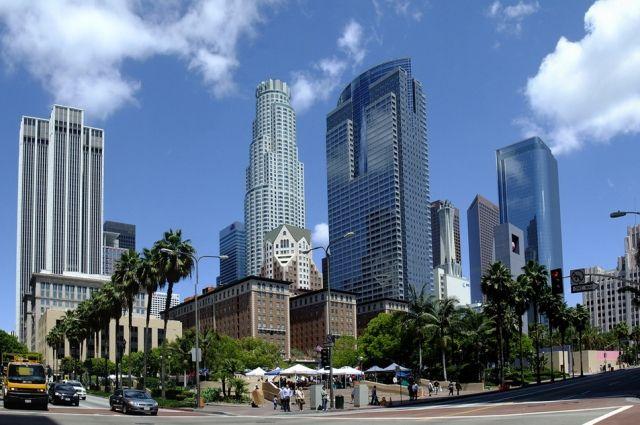МОК: Лос-Анджелес выдвинул заявку на проведение ОИ-2028
