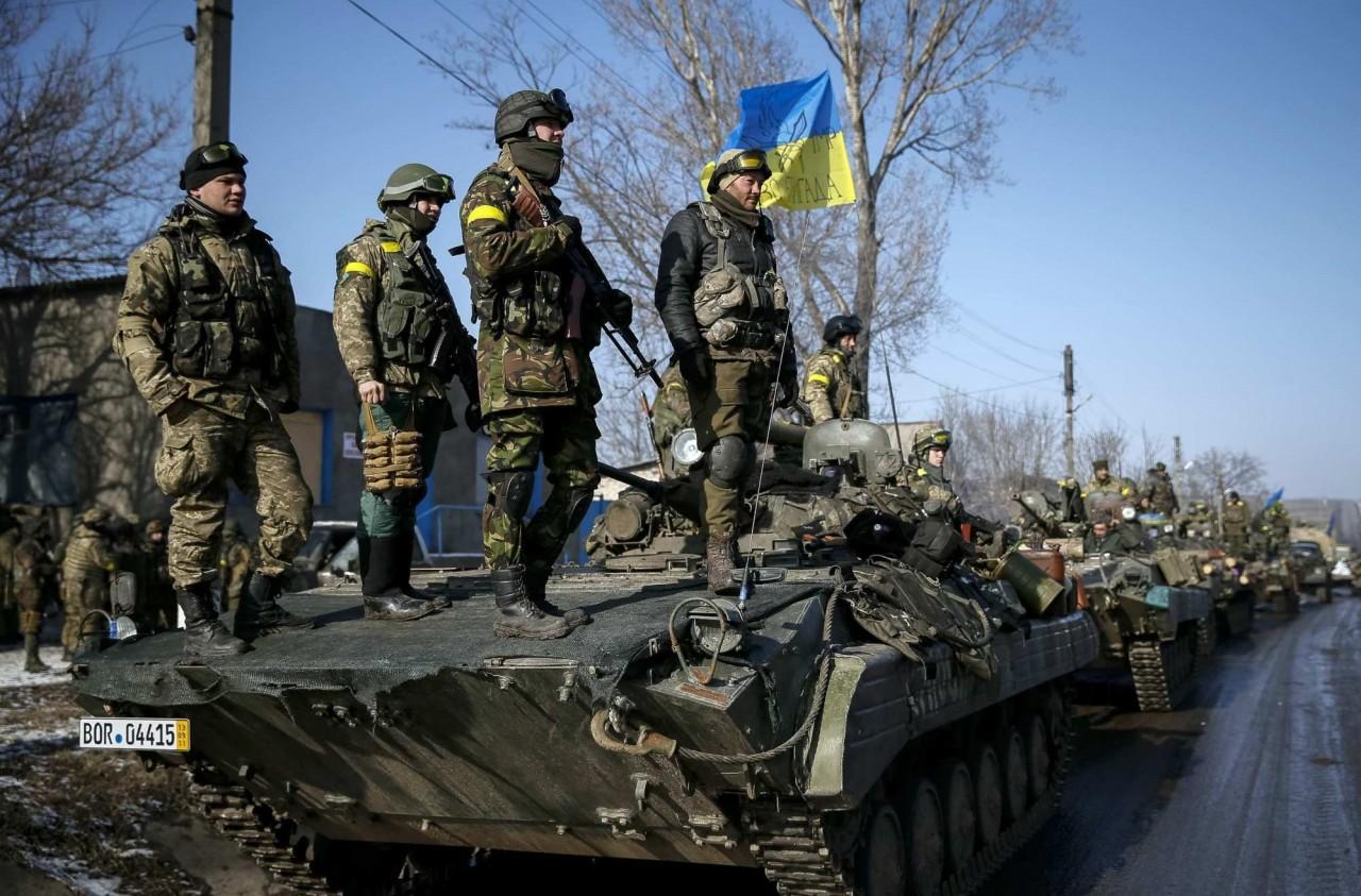 Пшыковая война погубит Украину: реалии наступления ВСУ на Донбасс
