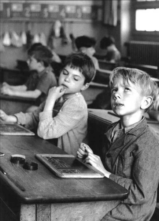 Записи из дневника школьника 50-х