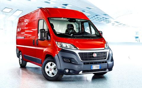 Фургон Fiat Ducato: новые (сниженные) цены и модификации