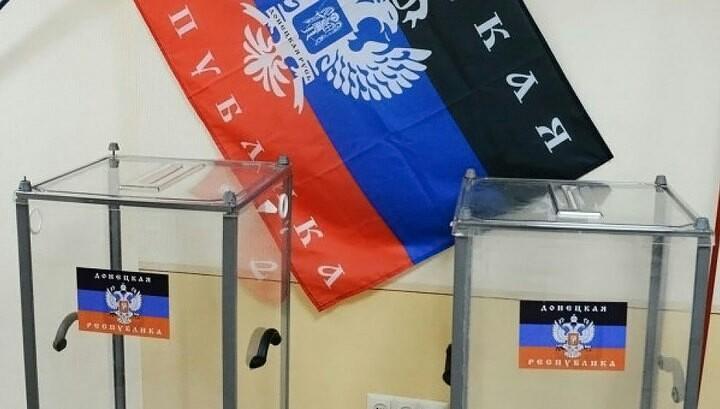 Названы  условия для проведения выборов в ДНР и ЛНР