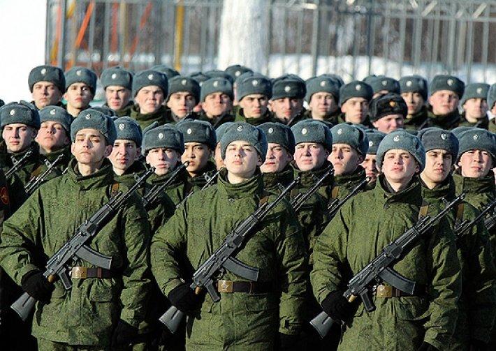 Военным России запретили пользоваться гаджетами на службе