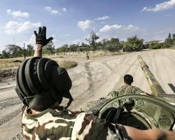 Ополченцы Донбасса перешли в контрнаступление