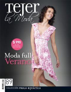 Tejer la mode № 89 2011г. (вязание)
