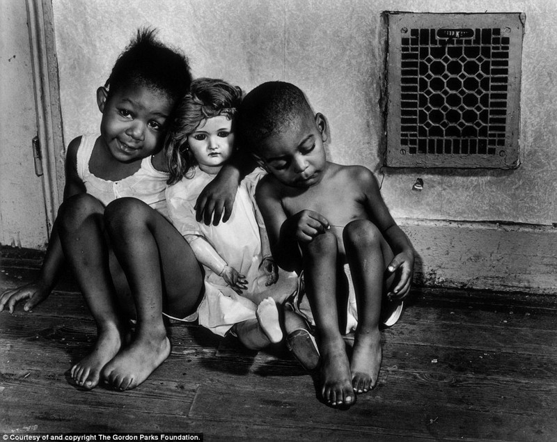 Забытая Америка: расовая сегрегация на Юге и нищета Гарлема