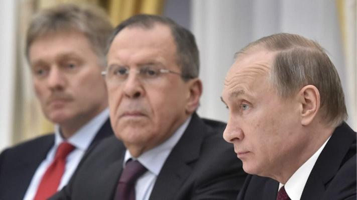 Москва прервала молчание после публикации доклада спецслужб США