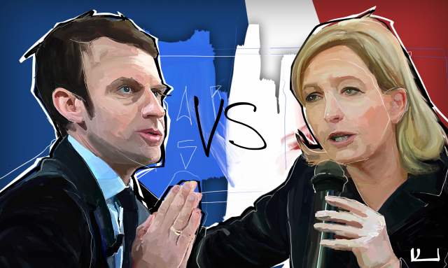 Французский философ не видит для страны будущего: Макрон –неудачник, да и Ле Пен не лучше