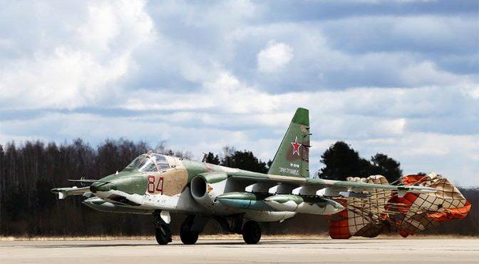 Китай: У сбитого Су-25 было мало шансов уцелеть, зря послали его в разведку