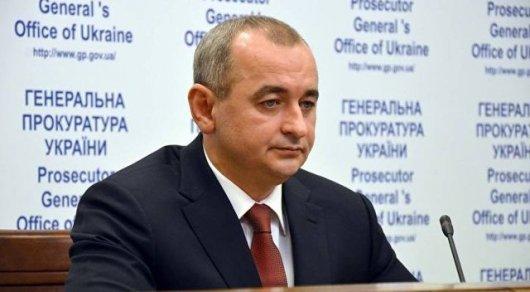 Главный военный прокурор Украины поверил шутке из Казахстана о временной регистрации