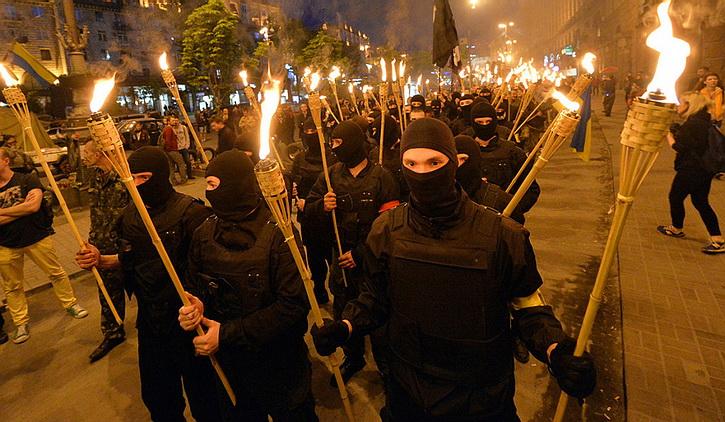 Российский Крым готовит громкий судебный процесс против бандеровской Украины