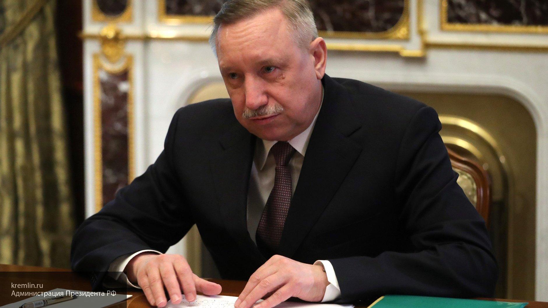 Беглов обсудил с Путиным статус полигона «Красный бор»