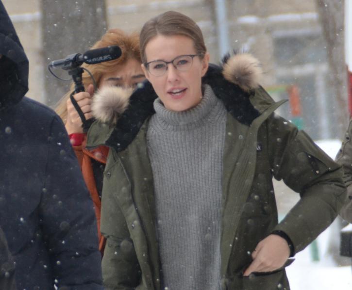 В ЛДПР отправили Собчак работать на кондитерскую фабрику Порошенко