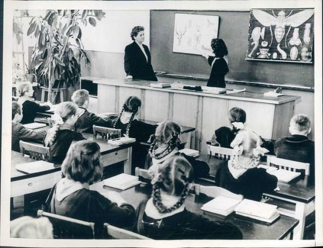 Взгляд на СССР глазами американских фотографов