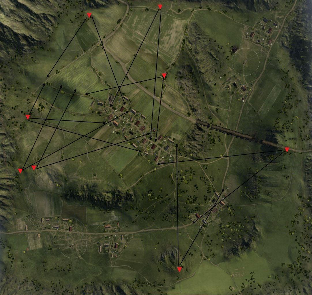 хорошие позиции для пт на картах wot