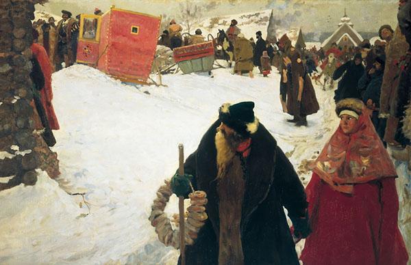 Укоренение «немцев» при Иване Грозном