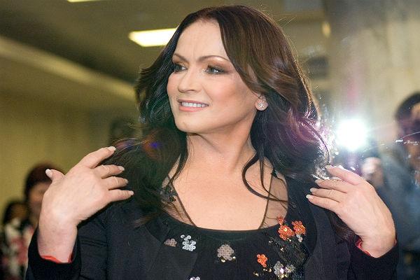 София Ротару отказалась от участия в музыкальной премии «Песня года»