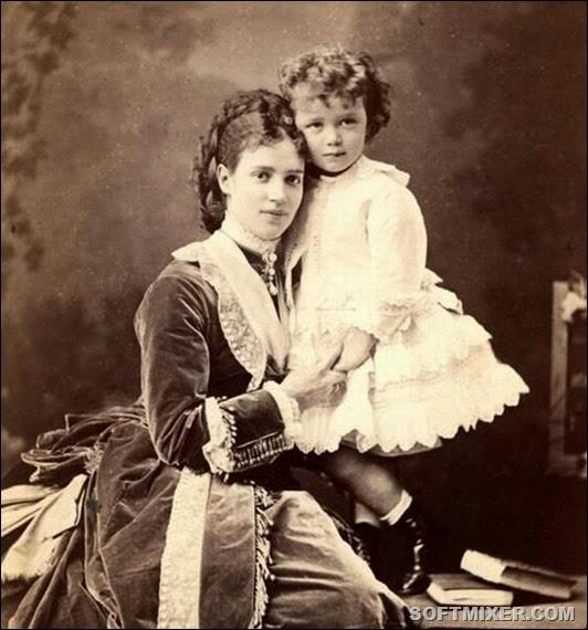 Зачем в XIX веке мальчиков наряжали в платья
