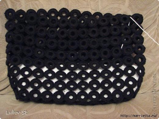 Сумочка из колец с бисером. Вязание крючком без отрыва ниток (18) (520x390, 138Kb)