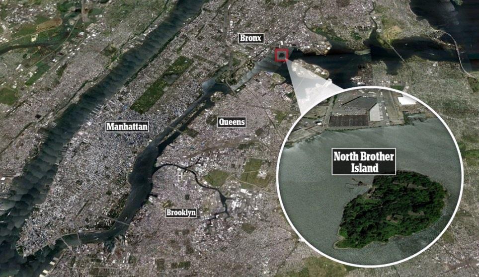 Заброшенный остров Нью-Йорка
