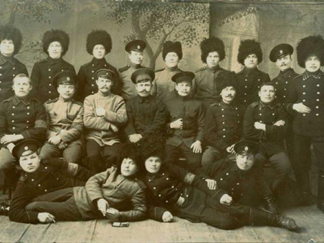 Первые в мире железнодорожные войска были у России