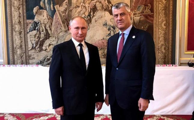 «Встречу Путина сТачи сербы восприняли сгоречью излостью»