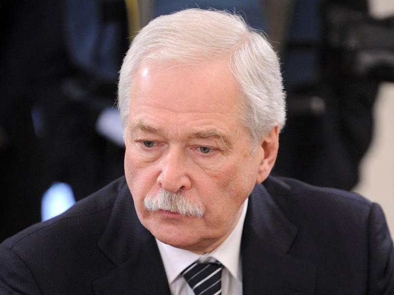 Грызлов: контактная группа должна утвердить решение о «школьном перемирии» в Донбассе