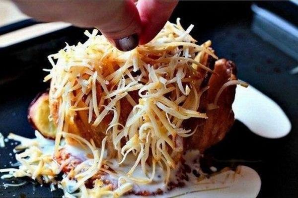 Что можно сделать из одной картофелины 5