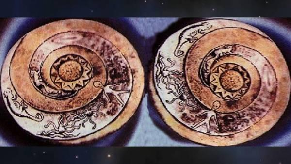 Загадочные диски Дропа или история очередной мистификации