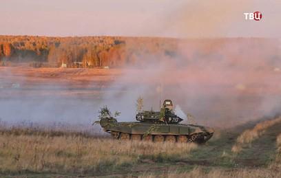 На Урале прошли крупнейшие за последние 30 лет учения танковых войск