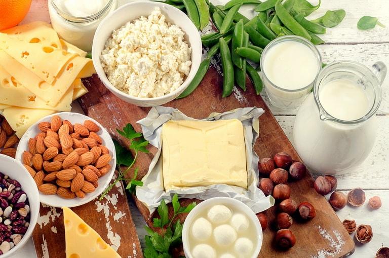 10 лучших продуктов с наибольшим количеством кальция