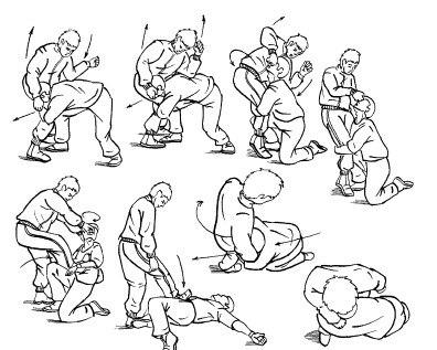 24 правила уличного боя
