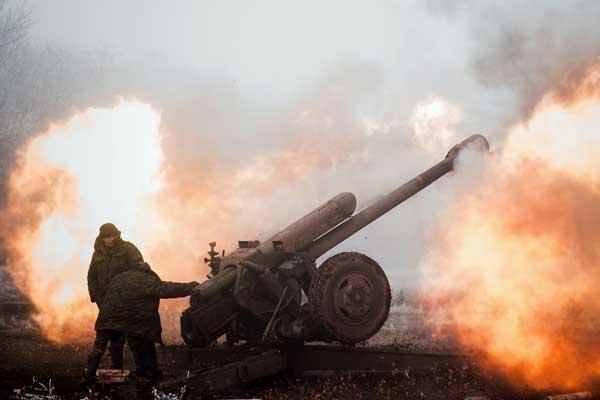 ВСУ атаковали Донбасс по нескольким направлениям – СМИ