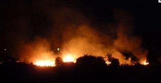 Под Горловкой взорвался склад боеприпасов ВСУ, оккупационные власти пытаются эвакуировать население