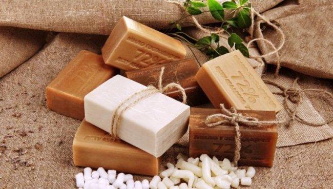 Интересные факты о хозяйственном мыле.