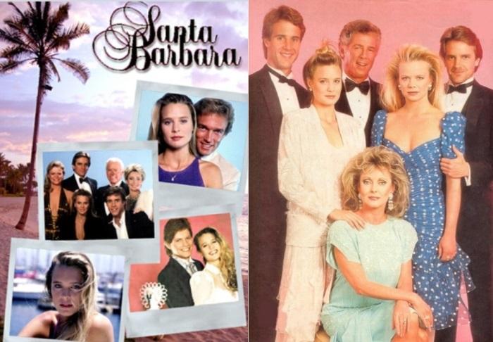 Герои сериала *Санта-Барбара* | Фото: santabarbara-online.com