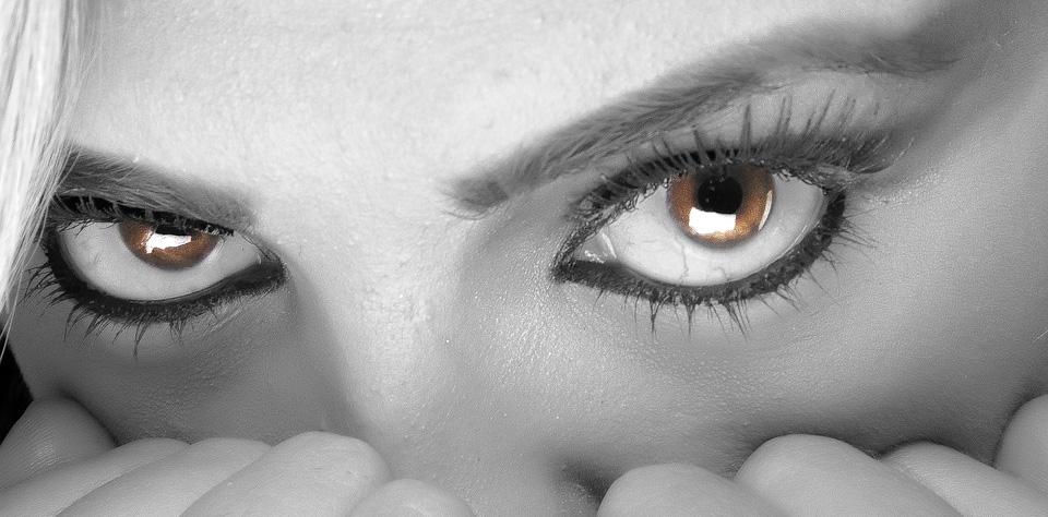 Что ваши глаза могут рассказ…