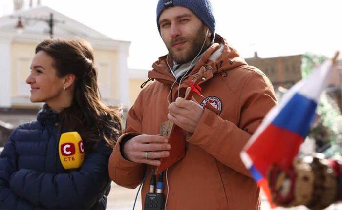 Крымские пенсионеры не нарадуются результатам референдума о присоединении к России